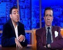 محمد الغاوي يمنع العشابي من مواصلة طرح الأسئلة ويبكي متحسرا في عندي مايفيد وهذا رأيه في شقيقه