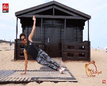 كيف تحصل على ذراعين قويين وبطن مشدود