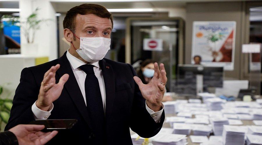 ماكرون يعلن موعد رفع الإغلاق الشامل بفرنسا