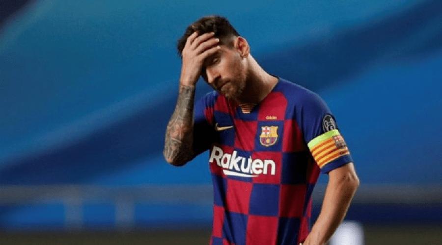 ميسي أخبر كومان برغبته في الرحيل عن برشلونة