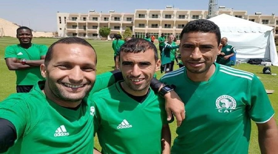 4 حكام مغاربة ضمن القائمة النهائية لحكام كأس إفريقيا 2019