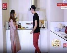 برنامج سطار شاف في مأدبة افطار شهي مع الفنان عصام كمال