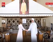 """الهندسة الفريدة لـ """"الخيمة"""" الإماراتية"""