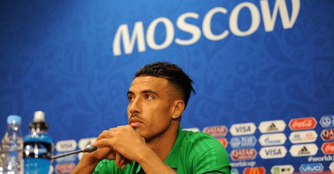 تصريح  نبيل درار قبل مباراة المنتخب أمام البرتغال