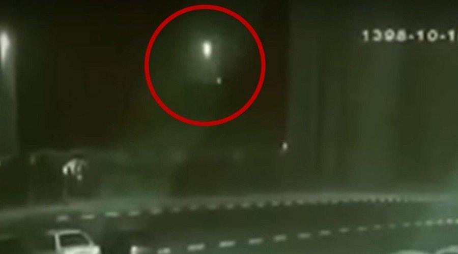 بالفيديو.. لحظة إسقاط إيران للطائرة الأوكرانية