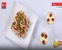 شاف لغسيط: قطع الدجاجة بالجلبانة وياغورت بالفرمبواز