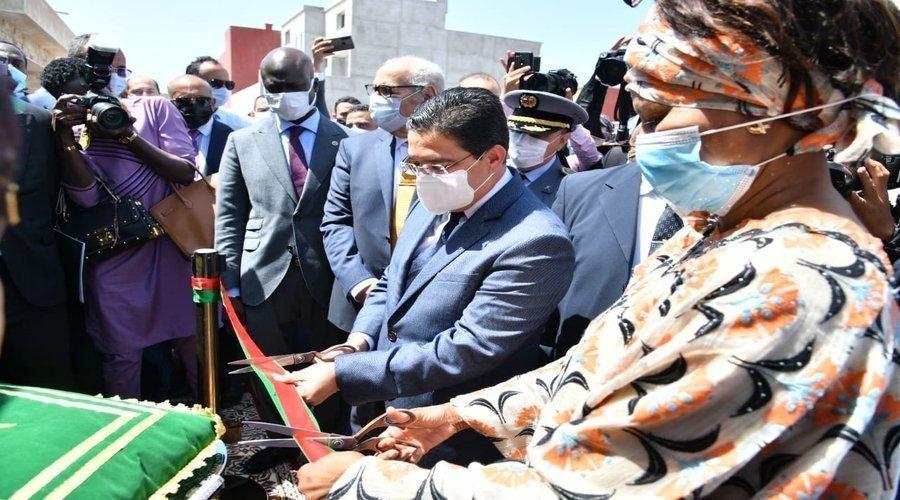 افتتاح قنصلية عامة لجمهورية السنغال بالداخلة