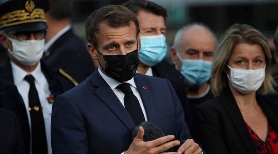 ماكرون يؤكد اتجاهه لتقييد فرنسا لاحتواء كورونا