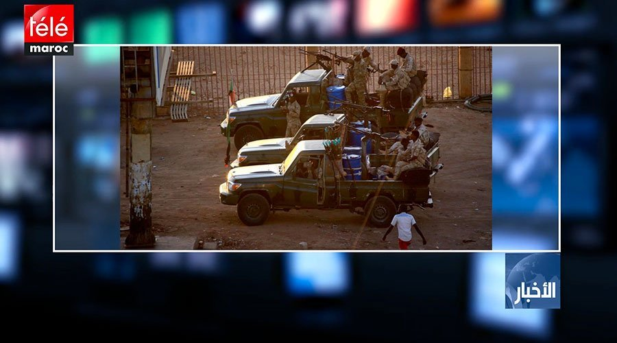 السودان..إعادة فتح المجال الجوي بعد إنهاء تمرد عناصر من المخابرات العامة