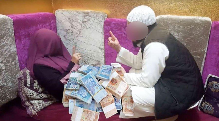 اتهام مستشار برلماني بالنصب على نساء عن طريق الشعوذة