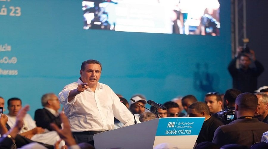 أخنوش يجمع شبيبة حزبه في أكادير