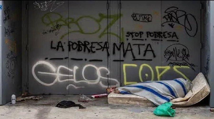 وفاة مهاجرين مغربيين بالصقيع في برشلونة