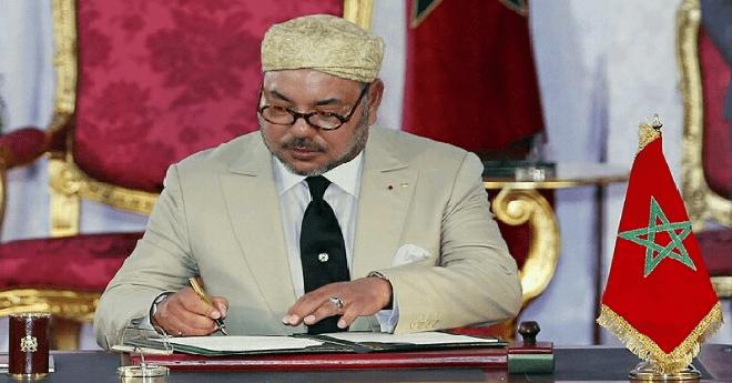 الملك محمد السادس  يعطي تعليماته ببذل المزيد من الجهود للتخفيف من الآثار السلبية لموجة التساقطات الثلجية والمطرية
