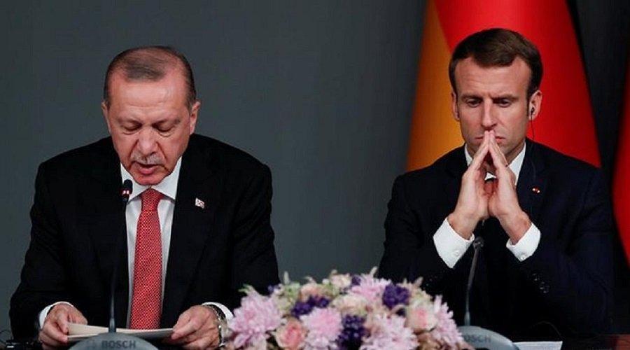 أردوغان: تصريحات ماكرون عن الإسلام استفزاز وقلة أدب