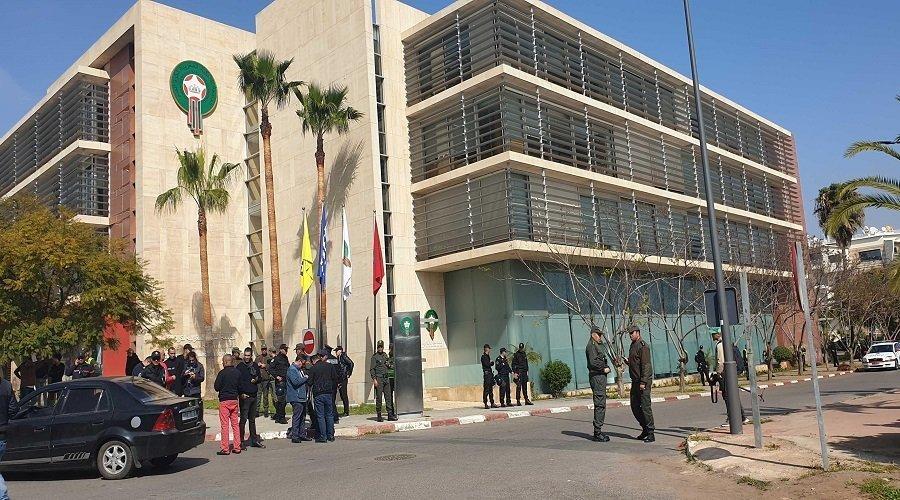اعتقالات في صفوف جماهير الجيش الملكي بعد منع مسيرة ضد الجامعة