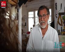 مسارات..يجول في عالم واحد من رواد الفن التجريدي المغربي، الفنان التشكيلي أحمد جاريد