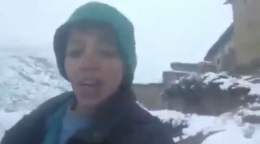 تفاصيل فيديو طفل أزيلال الذي حرك أطنان المساعدات نحو دواوير معزول