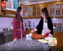 """شوفوا الأطباق الشهية الي حضرتها سعيدة شرف في """"سطار شاف"""""""