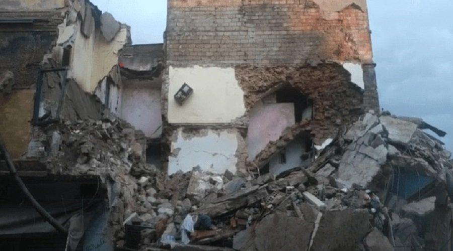 وفاة شخص و4 جرحى في حادث انهيار منزل في الدار البيضاء