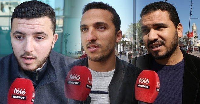 مواطنون يردون على عيوش بقوة: عطي التساع للدين والإسلام حرم اللواط - فيديو