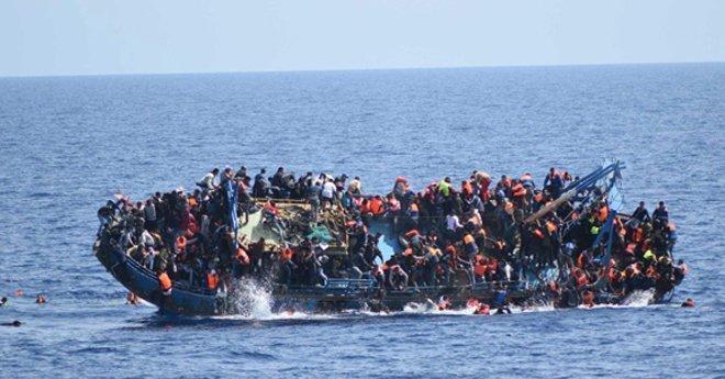 غرق قارب قبالة السواحل الليبية يتسبب في مقتل 31 مهاجرا على الأقل