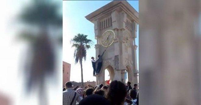 احتجاجات الساعة.. المحكمة تتابع 4 تلاميذ لهذا السبب