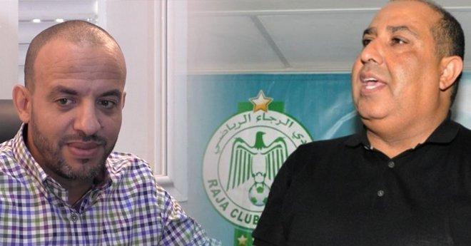 بعد ترشحه لرئاسة الرجاء.. حمدي يطالب حسبان بالتقريرين المالي والأدبي