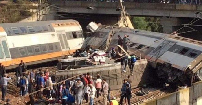 حادث بوقنادل.. مكتب الخليع يعلن موعد استئناف السير العادي للقطارات