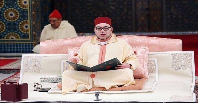 أمير المؤمنين يترأس إحياء ليلة المولد النبوي بالرباط