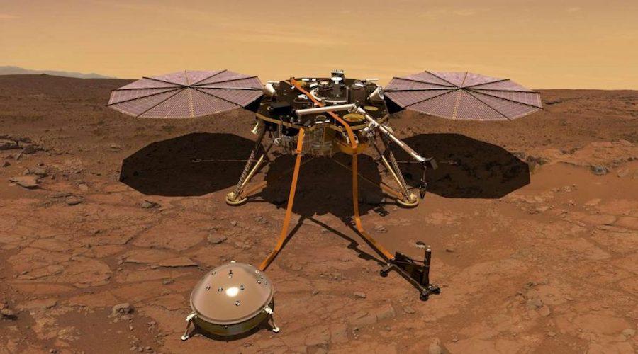 لأول مرة..تسجيلات صوتية من كوكب المريخ