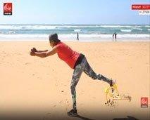 حركات منزلية لتمرين الجزء العلوي من الجسم
