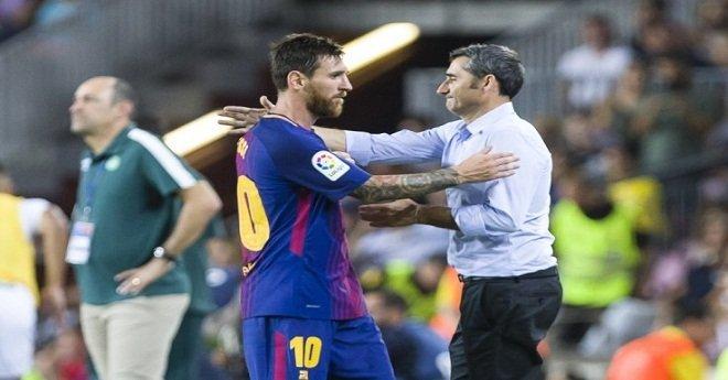 خطة من مدرب برشلونة للرفع من مستوى ميسي