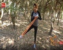 رياضة اليوم: تمارين رياضية باستعمال الحبل المطاطي