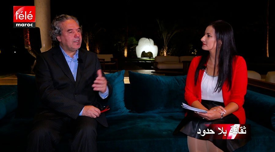 ثقافة بلا حدود : الروائي الجزائري أمين الزاوي يتحدث عن تحديات الرقابة والانتقاد