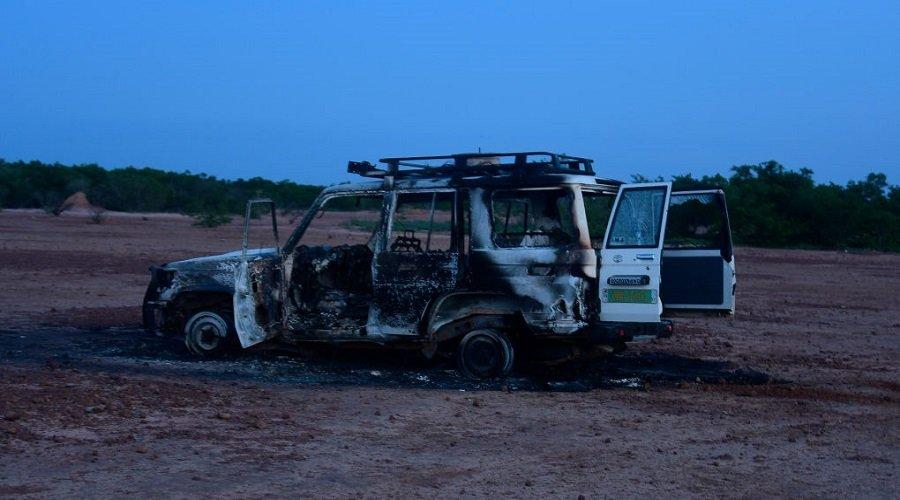 مقتل 8 أشخاص بينهم 6 سياح فرنسيين في هجوم مسلح بالنيجر