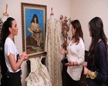 """برنامج """"أزياء"""" يقدم لكم آخر الصيحات في القفطان المغربي."""