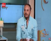 الفنان الشاب حاتم سلاوي ضيف صباحكم مبروك