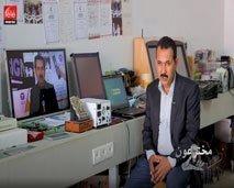 عبد اللطيف شكيريد مهندس الكتروني في المعدات الطبية يبتكر جهاز تنفس محمول لإنقاذ المصابين بكورونا