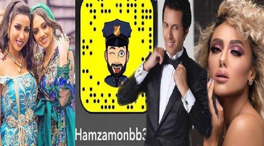 """تفاصيل اعتقال حمزة مون بيبي وإغلاق الحسابات الافتراضية لـ """"فاضح المشاهير"""""""