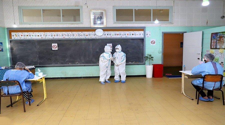 تنظيم امتحانات استثنائية خاصة بالطلبة المصابين بكورونا