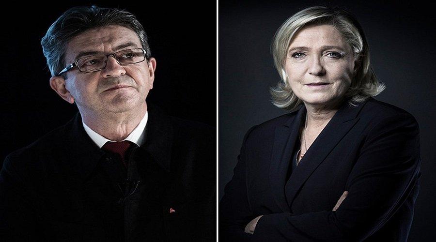 عندما يضرب الفرنسيون المثل بالمغرب...ميلانشون يعطي به المثل في الكمامات ومارين لوبين تنادي باتخاذه قدوة