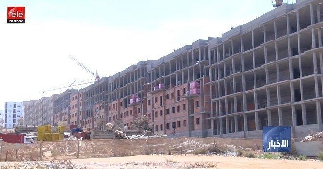 ركود قطاع العقار يخفض معاملات الشركات المدرجة بالبورصة المغربية