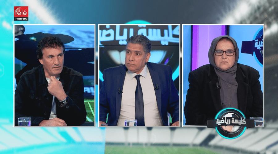 كليسة رياضية : مدرب حراس مرمى الوداد يكشف عن الفرق بين التكناوتي والزنيتي