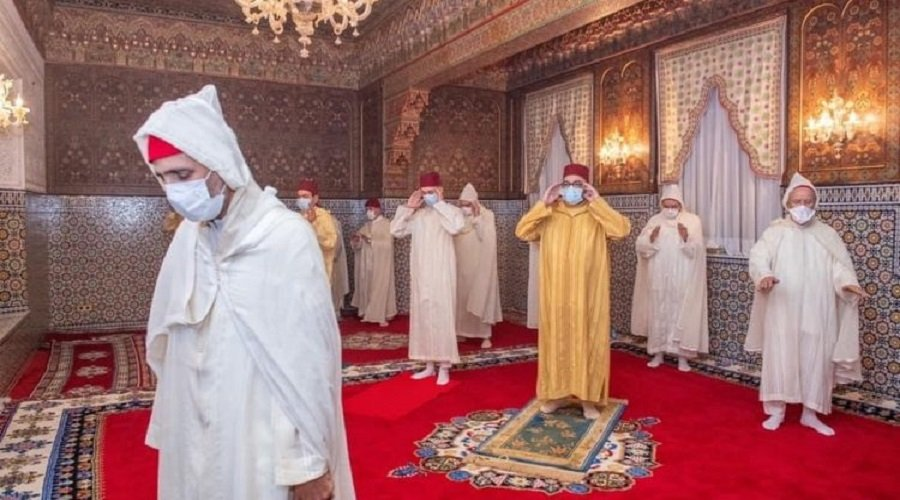 الملك محمد السادس يحيي ليلة القدر