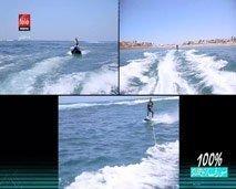 تعرفوا على الرياضات المائية ب  la crique surf shop  ببوزنيقة مع بطل السورف حسن أغا،