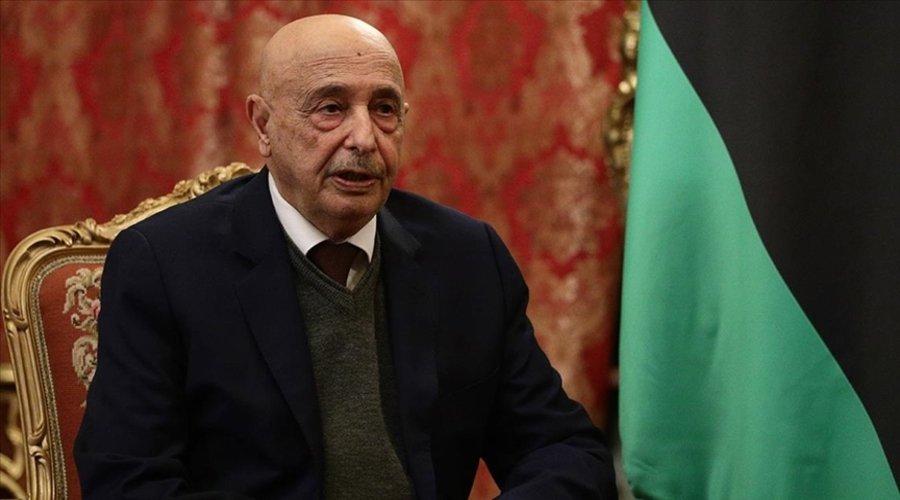 رئيس مجلس النواب الليبي يشيد بدور المغرب تحت قيادة الملك