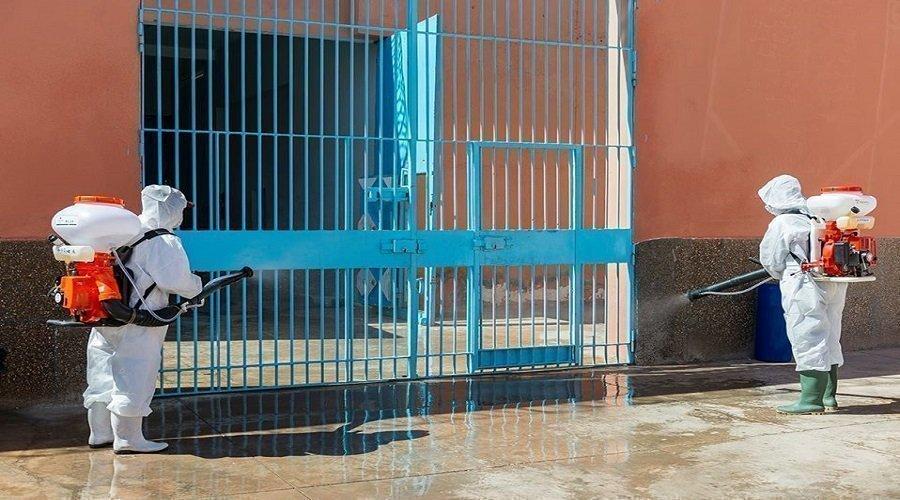 """مندوبية السجون تعلن سجن """"طنجة 1 """" خال من الفيروس بعد تعافي جميع المصابين"""