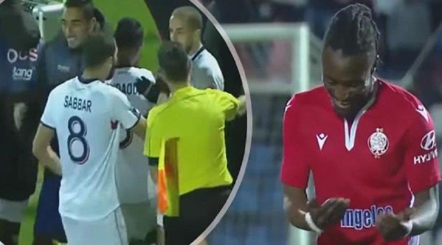 أولمبيك آسفي يهاجم حكام مباراته ضد الوداد ويطالب بفتح تحقيق