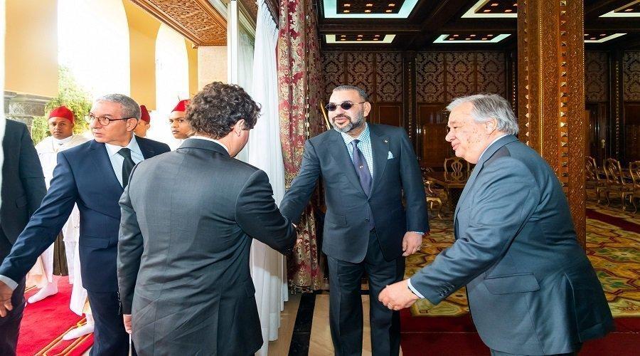 الملك محمد السادس يجدد دعم المملكة للأمم المتحدة من أجل التوصل لحل سياسي لقضية الصحراء