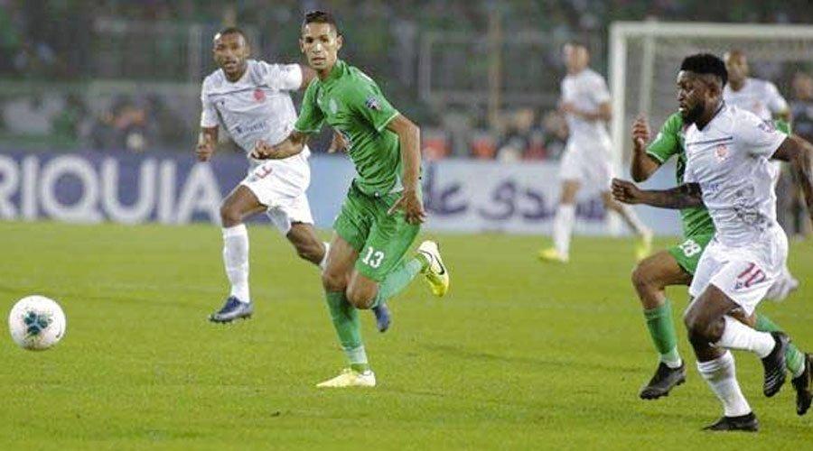 الرجاء إلى ربع نهائي أبطال العرب على حساب الوداد في مباراة مجنونة